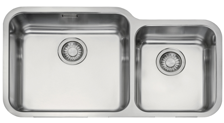 Franke Largo Lax 120 45 30 Stainless Steel 1 75 Bowl Undermount Sink Lax1204530